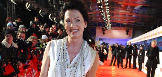 Als Gast erschien Iris Berben bei der GOLDENEN KAMERA 2010.
