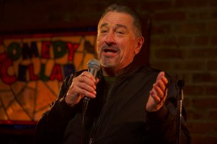 "Ab 31. August im Kino: Robert De Niro als ""The Comedian"" Jackie Burke – Foto: © 2016 Warner Bros. Entertainment"