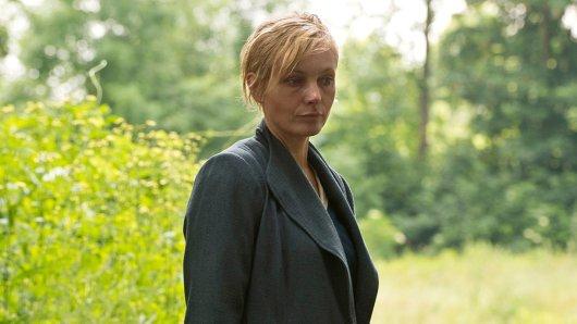 Margarete Oelkers (Nadja Uhl) ist eine starke Frau, der man alles genommen hat.