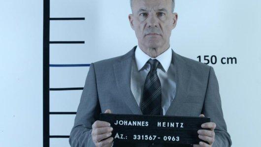 Heiner Lauterbach spielt den Serienmörder Johannes Heintz. Foto: Foreign Legion Productions