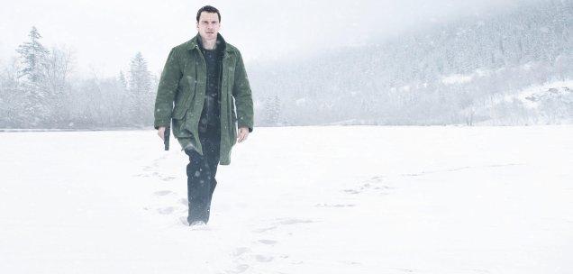 Auf der Jagd nach dem Schneemann musste Michael Fassbender als Serienmordermittler Harry Hole durch den norwegischen Schnee stapfen. (Foto: © Universal Pictures)