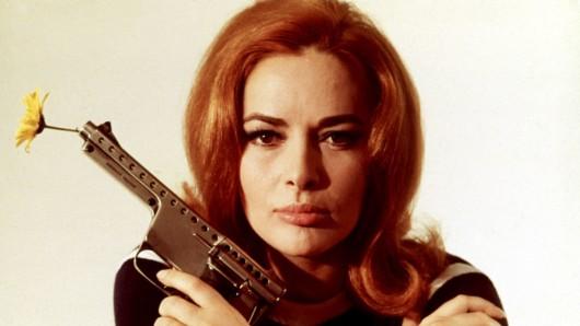 Sie war das einzige deutsche Bondgirl: Karin Dor