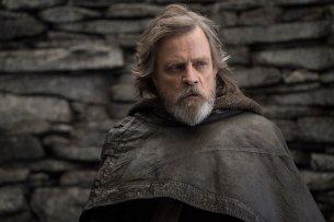 """40 Jahre nach seinem """"Krieg der Sterne""""-Debüt zurück in seiner Paraderolle: Mark Hamill als Luke Skywalker in """"Star Wars: Die letzten Jedi"""""""