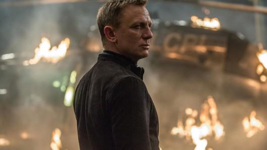 James Bond (Daniel Craig) ist in seinem 24. Abenteuer der geheimnisvollen Organisation Spectre auf der Spur.
