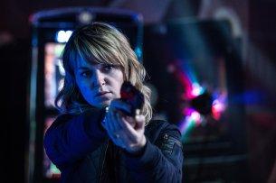 Starker Auftritt von Lisa Wagner als spröde Kommissarin Heller.