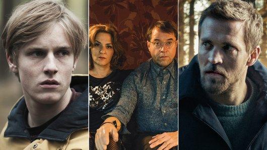 Binge Watching ist 2018 garantiert. wir freuen uns auf die zweite Staffel von Dark mit Louis Hofmann, Arthurs Gesetz mit Martina Gedeck und Jan Josef Liefers und auf Der Grenzgänger mit Tobias Santelmann.