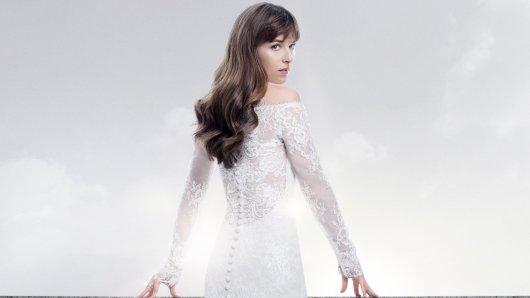 Aus Anastasia Steele wird Anastasia Grey: In Fifty Shades of Grey - Befreite Lust ist Hauptdarstellerin Dakota Johnson am Ziel ihrer Sadomaso-Träume