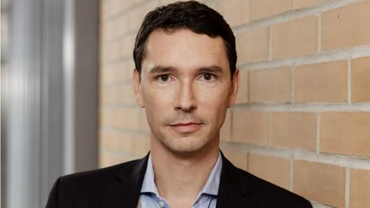 Sascha Schwingel, Produktionschef bei der ARD-eigenen Degeto.