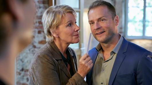 Ein ungleiches Paar: Kommissarin Marie Brand und Kollege Simmel feiern 10-jähriges Jubiläum