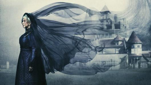 Alternatives Poster-Artwork zu Winchester: Das Haus der Verdammten