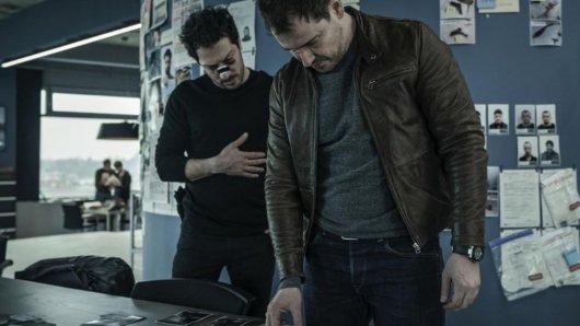 Ungleich Kollegen: die Cops Erol Birkan (Fahri Yardim) und Kurt Grimmer (Felix Kramer).
