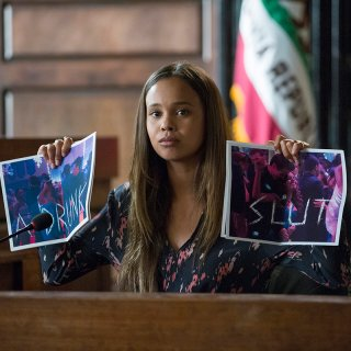 Acuh in der 2. Staffel geht es um den Suizid von Hannah Baker - und Mobbing.