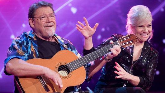 Einer der größten deutschen Entertainer wird 70 Jahre alt: Jürgen von der Lippe feiert mit Ina Müller.