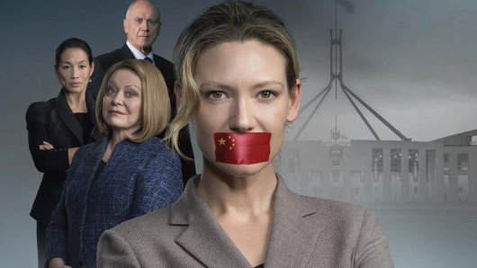 Der hartnäckigen Reporterin Harry (Anna Torv) wird von den mächtigsten Politikern Australiens ein Maulkorb verpasst.