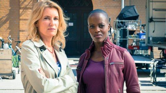 Florence Kasumba (r.) wird an der Seite von Maria Furtwängler (l.) im nächsten Charlotte-Lindholm-Tatort ermitteln.