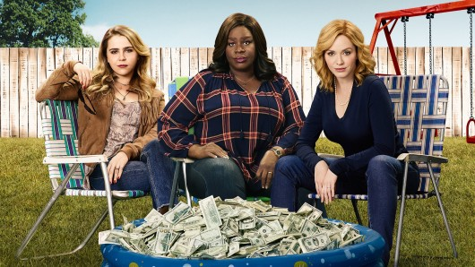 Good Girls mit Mae Whitman (l.), Retta und Christina Hendricks.