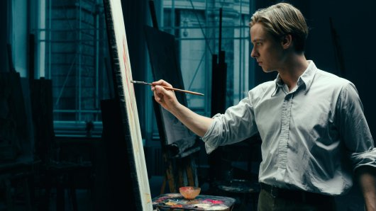 Tom Schilling in Werk ohne Autor.
