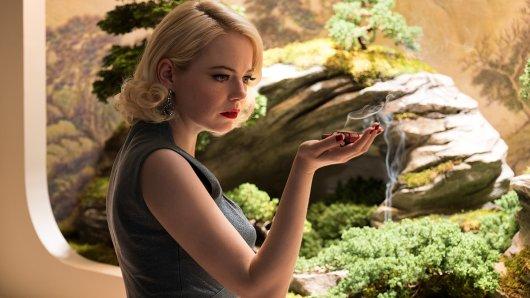 Szene aus Maniac mit Emma Stone.