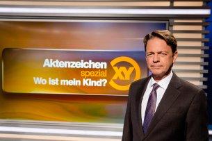 Seit 2002 führt Rudi Cerne durch die Fahndungssendung im ZDF.
