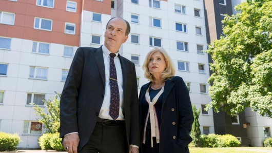 Markus Gellert und Isa von Brede. |