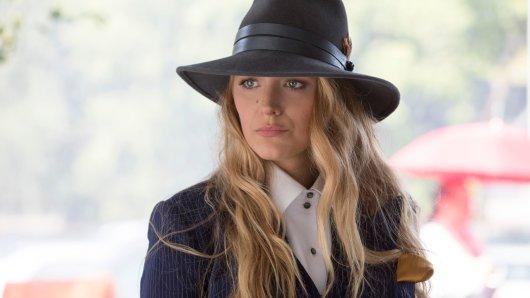 (Vermeintlich) das Selbstbewusstsein in Person: Blake Lively als Emily Nelson in Nur ein kleiner Gefallen
