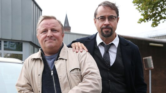 Die Sieger der FORSA-Umfrage: 91 Prozent der Tatort-Seher finden die Krimis mit Jan Josef Liefers und Axel Prahl sehr gut bzw. gut.