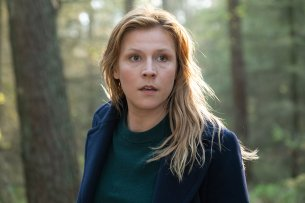 """Von der taffen """"Tatort""""-Kommissarin zur liebevollen Mutter in der neuen Amazon-Serie """"Bibi und Tina"""": Franziska Weisz (39)"""