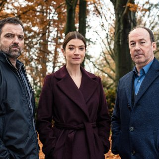 Juergen Maurer (Vincent Ruiz), Anna Bederke (Milena Lorenz), Ulrich Noethen (Dr. Joe Jessen).
