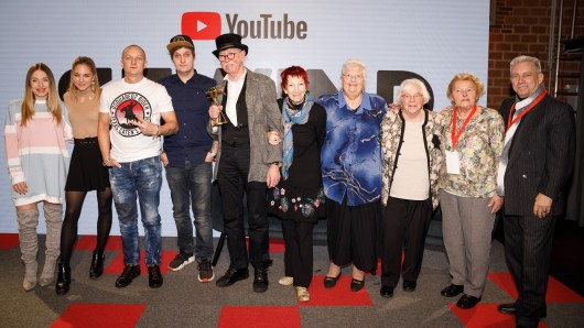 """YouTube Rewind 2018 - der """"Jahresrückblick mit YouTube Deutschland"""" am 5. Dezember 2018 in Berlin."""