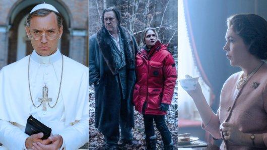 The New Pope, Der Pass und die dritte Staffel von The Crown gehören zu den Serienhighlights 2019.