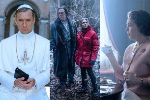 """""""The New Pope"""", """"Der Pass"""" und die dritte Staffel von """"The Crown"""" gehören zu den Serienhighlights 2019."""