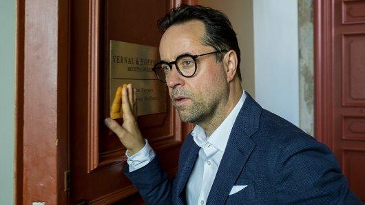 Anwalt und Freigeist: Jan Josef Liefers als TV-Anwalt Joachim Vernau im fünften Fall Totengebet