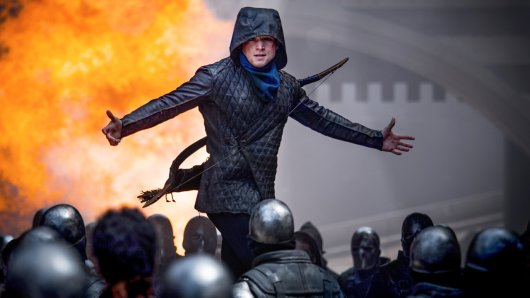 Der Robin Hood einer neuen Generation: Taron Egerton als Robin of Loxley alias The Hood