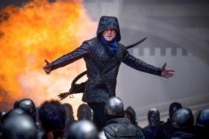 "Der ""Robin Hood"" einer neuen Generation: Taron Egerton als Robin of Loxley alias ""The Hood"""