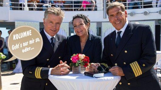 Nick Wilder und Barbara Wussow gehören weiter zur Besatzung des Traumschiffs, während für Sascha Hehn ein Nachfolger gesucht wird.