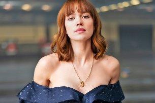 Ausnahmetalent: Emilia Schüle, 1992 in Russland geboren, aufgewachsen in Berlin, hat mit 26 über 40 Filme gedreht.