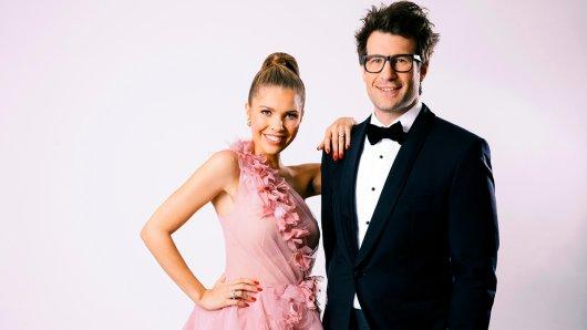 Mit Stil in die Zukunft: Die Let's Dance-Moderatoren Victoria Swarowski und Daniel Hartwig dürfen sich auf eine 13. Staffel im RTL-Programm 2020 freuen.