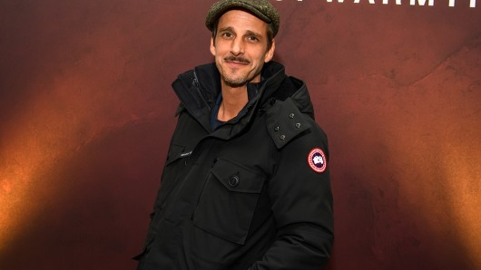 Der österreichische Schauspieler Max von Thun (42).