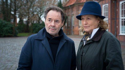 Uwe Kockisch und Suzanne von Borsody im Thriller-Drama So weit das Meer