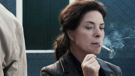 Verfassungsschützerin Mechthild Dombrowski (Gudrun Landgrebe) behält die Nerven - auch als ihr fingiertes Attentat für ungeahnte Konsequenzen sorgt.