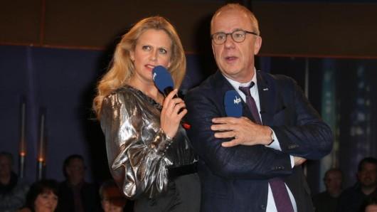 Die NDR Talk Show aus Hamburg mit mit Barbara Schöneberger und Hubertus Meyer-Burckhardtfeiert in diesem Jahr 40-jähriges Jubiläum.