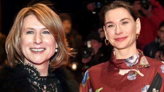 Corinna Harfouch und Christiane Paul standen gemeinsam in Dänemark und Budapest vor der Kamera.