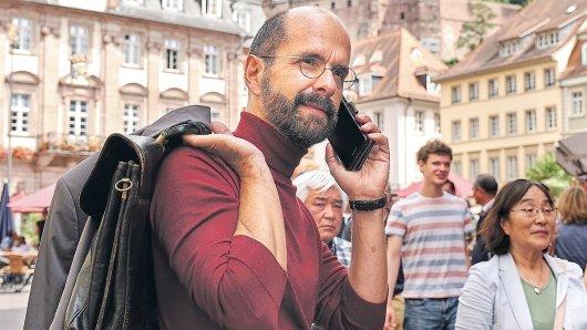 Letzter Auftritt von Christoph Maria Herbst als Ingo in Hotel Heidelberg: Am Freitag, 24. Mai um 20.15 Uhr im Ersten.