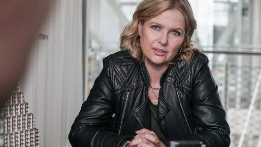 Kommissarin Vera Lanz (Katharina Böhm) stellt die richtigen Fragen.