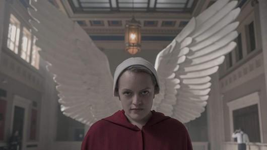 The Handmaid's Tale: Staffel 3 der dystopischen Drama-Serie mit Elisabeth Moss.