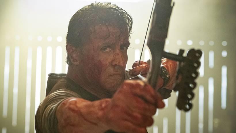 Rambo Last Blood Der Blutige Abschied Einer Kino Ikone