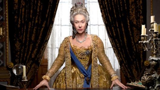Helen Mirren als Katherian die Große
