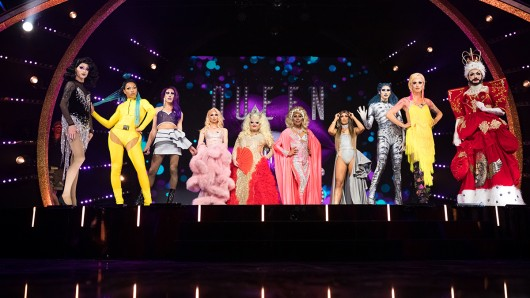 Aria Addams, Hayden Kryze, Janisha Jones, Candy Crash, Samantha Gold, Catherrine Leclery, Yoncè Banks, Vava Vilde, Katy Bähm und Bambi Mercury