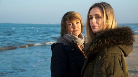 Katrin Sass und Rykke Lylloff im Udedom-Krimi