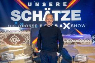 """Die große """"Terra X""""-Show"""" wird präsentiert von Johannes B. Kerner."""